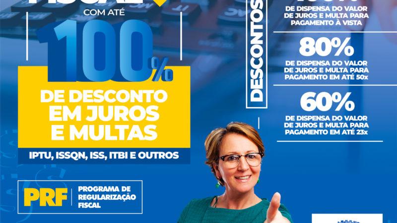 Anistia fiscal tem desconto de até 100% em São Sebastião