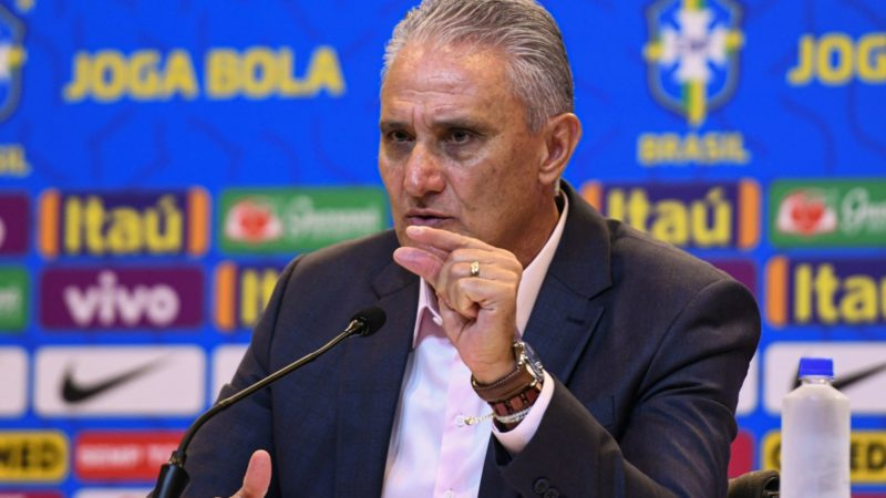 Tite convoca a Seleção para últimos amistosos de 2019