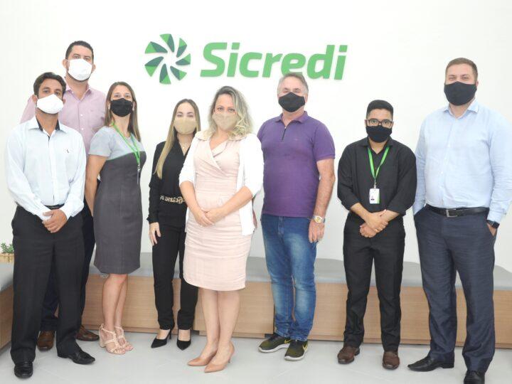 Inauguração Agência Sicredi