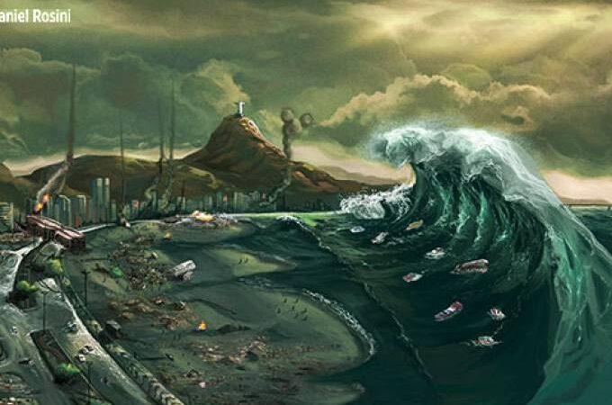 FATO OU FAKE Tsunami pode atingir costa do Brasil?