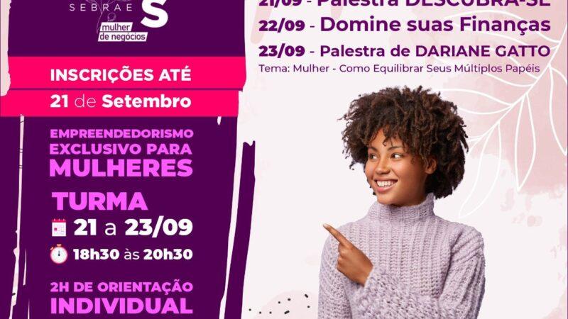 Prefeitura de São Sebastião promove curso de empreendedorismo exclusivo para mulheres