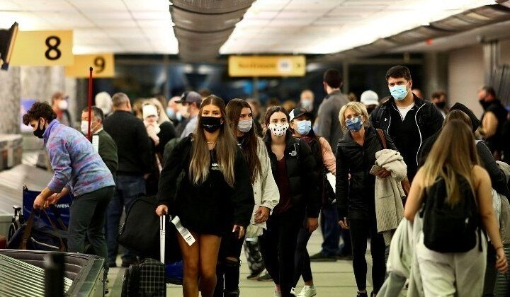 EUA vão liberar em novembro entrada de brasileiros vacinados